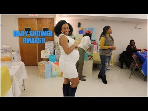 BABY SHOWER GAMES **EXTREMELY COMPETITIVE**