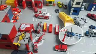 Siku Feuerwehrwache #Siku #Feuerwehr #Modellauto #Polizei #Krankenwagen #Spielzeug #Sammlung