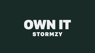 Stormzy   Own It (feat. Ed Sheeran & Burna Boy) [Lyrics]