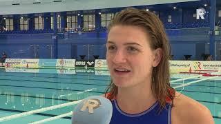 Maud Megens over WK waterpolo: 'Lastig om bij de wereldtop te zeggen dat we zomaar een medaille g...