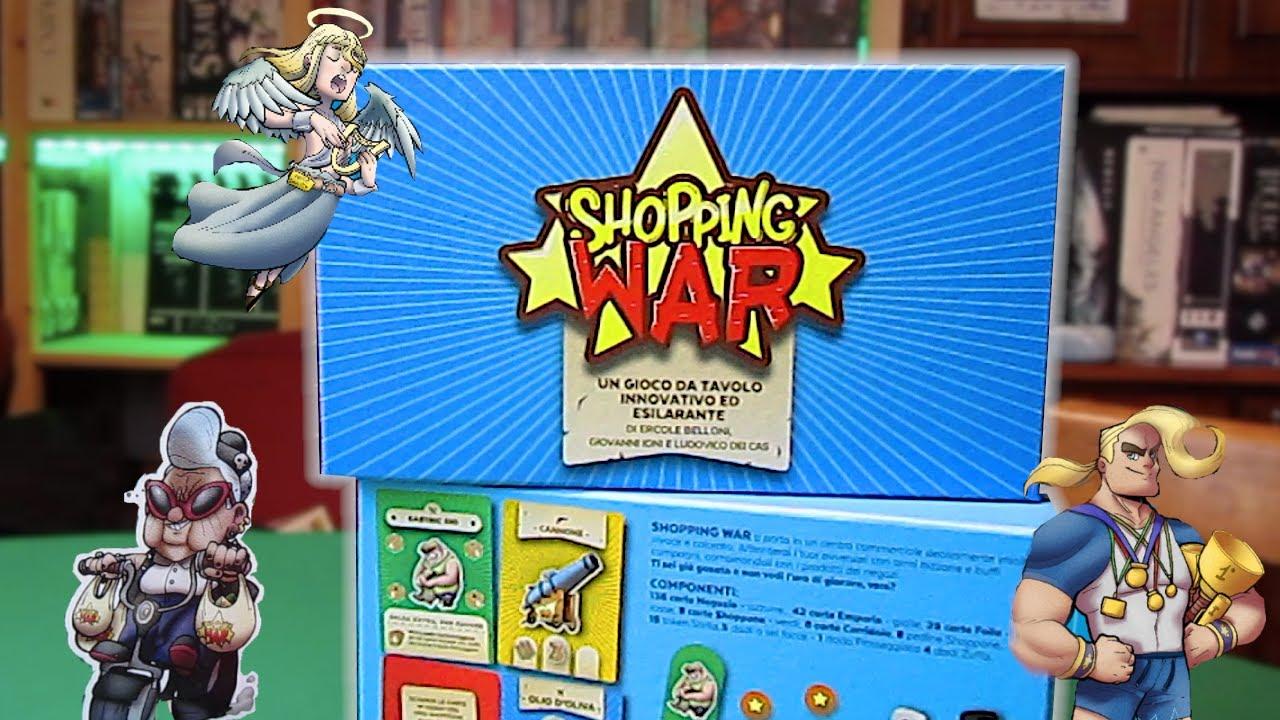 Tutorial Shopping War