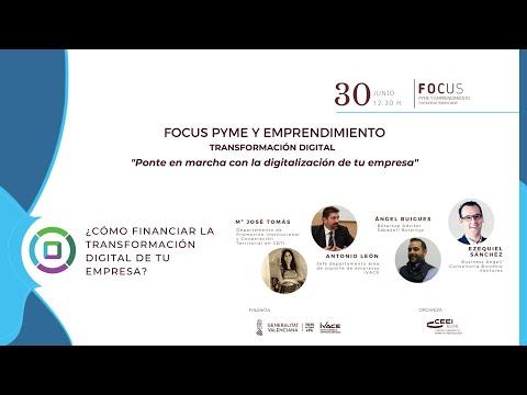 Debate Coloquio: cómo financiar la transformación digital - Focus Pyme Transformación Digital[;;;][;;;]