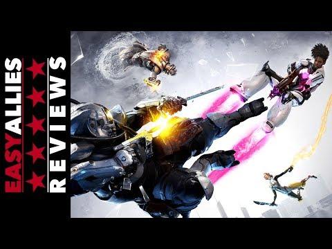 LawBreakers - Easy Allies Review - YouTube video thumbnail