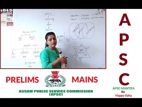 OLD SYLLABUS VS NEW SYLLABUS  || How APSC was before 23rd July  2019 ?