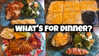 What's for Dinner?| Family Meal Ideas| June 4-10, 2018