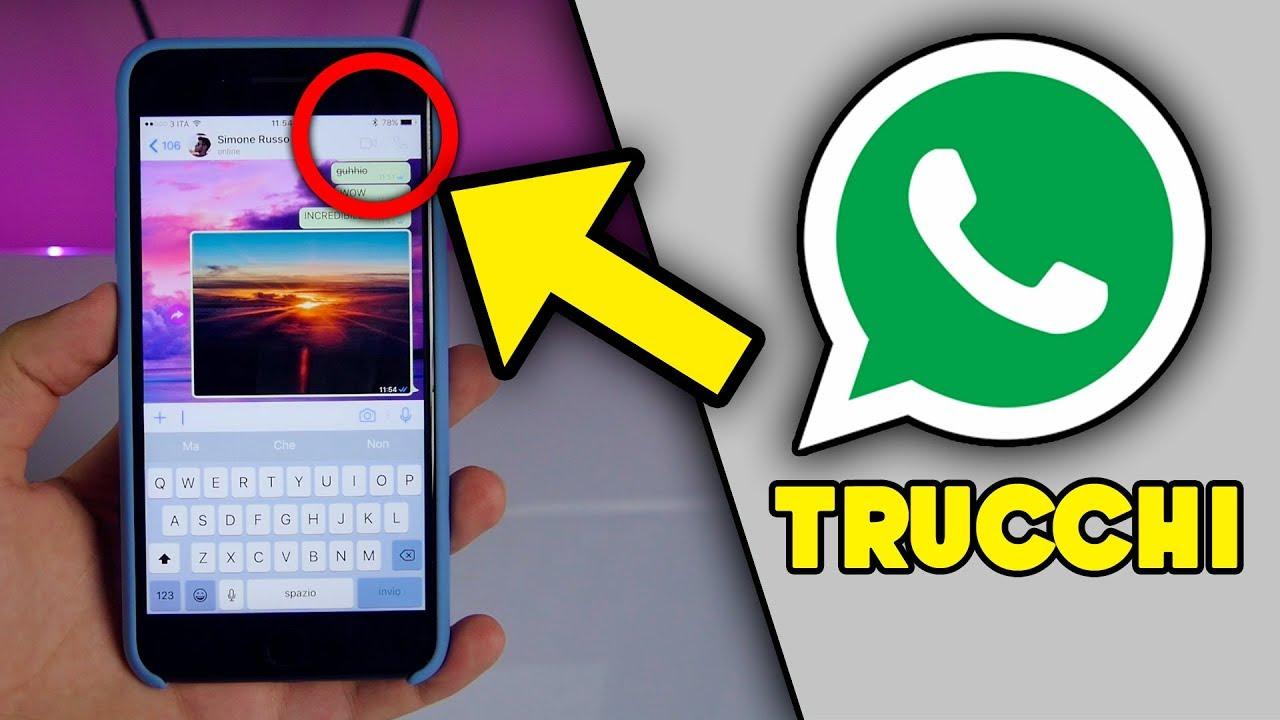 Trucchi e funzioni nascoste di WhatsApp