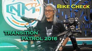 BIKE CHECK // Transition Patrol Tunggangan Rock n Roll Daddy