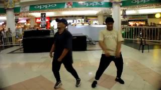 G-Eazy - No Limi ft. A$AP Rocky,  Choreography By: Migs Sampana & Merwin Sampana |3Threat Workshop