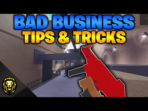 [ROBLOX HACK] BAD BUSINESS | Видео