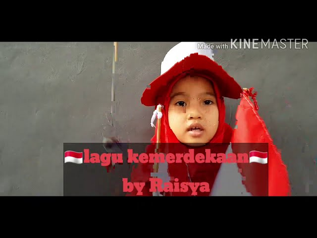 Lagu Wajib Nasional versi anak TK - hari Merdeka
