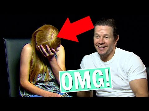 I FREAKED OUT in front of MARK WAHLBERG! 😱😲 ❤ Mia's Life ❤
