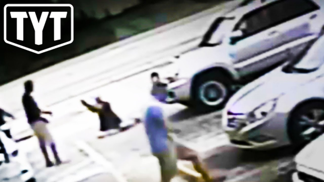 Man LEGALLY Murders Person Over Parking Dispute thumbnail