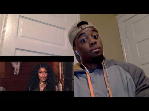 Lil Uzi Vert - The Way Life Goes Remix (Feat. Nicki Minaj) [Official Music Video] (reaction)