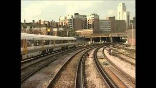 preview picture of video 'Bromley South to London Victoria in 30 seconds!! (Concorde Speed)'
