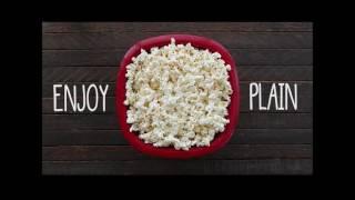 Microwave Popcorn Popper Video