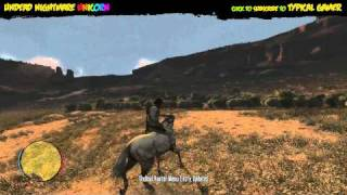 Red Dead Redemption - Unicorn Location Guide