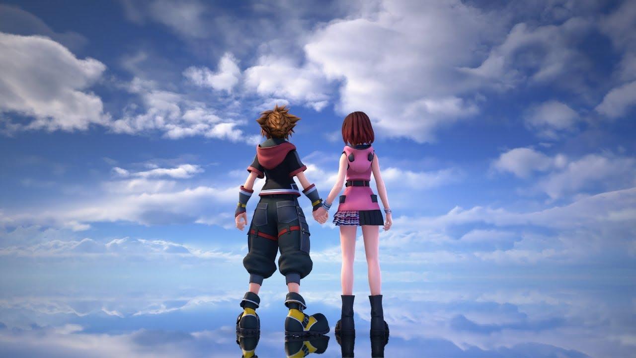 Kingdom Hearts III  - Trailer DLC Re Mind