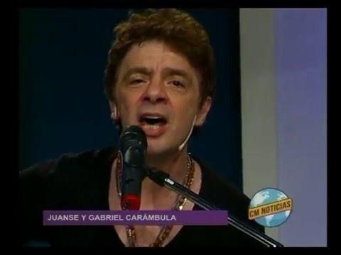 Juanse video Entrevista y Acústico - Diciembre 2015