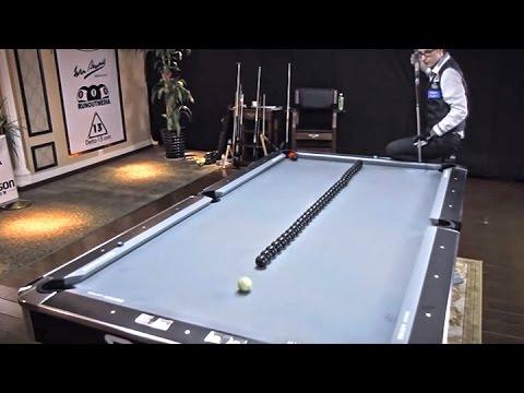 Los Trucos de Pool Más Sorprendentes