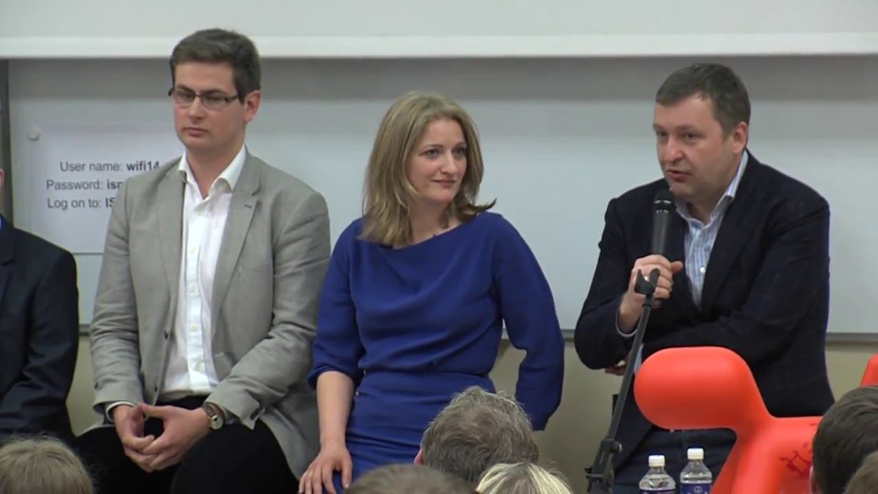 Panel discussion: Building FinTech innovations in the Baltics