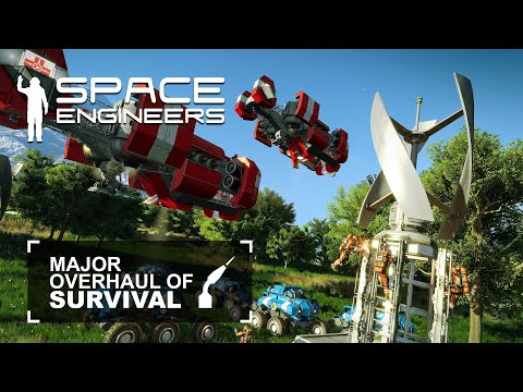 Medieval Engineers & Space Engineers