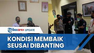 Tak Lagi Dirawat di RS, Ini Kondisi Terkini Mahasiswa Korban 'Smackdown' Oknum Polisi di Tangerang