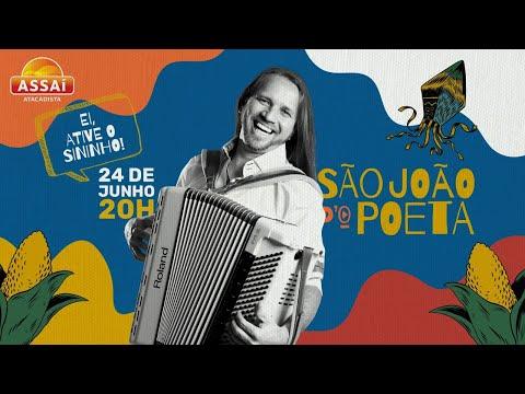 Live do cantor Dorgival Dantas nesta quarta-feira (24)