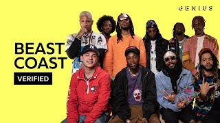 "Beast Coast ""Left Hand"" Official Lyrics & Meaning 