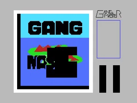 Gang Master (1983, MSX, ASCII Corporation)