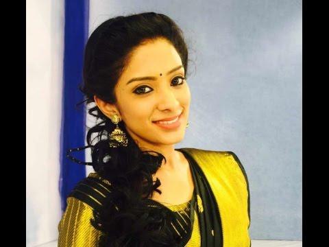 Sun Tv Super Challenge Anchor Diya Menon Biography