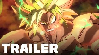 Dragon Ball Super: Broly Movie Character Pack in Xenoverse 2 Trailer