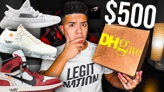 a9a566f4 Descargar MP3 de I Bought An Entire Hypebeast Outfit From Dhgate ...