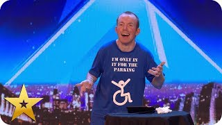 CONFIRMED ACT - Lost Voice Guy | BGT: The Champions