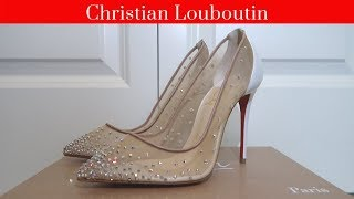 My Wedding Shoes | Christian Louboutin - ItsJJsLife