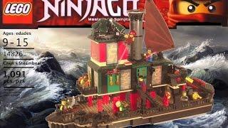 New Lego Ninjago Custom Set Pictures!