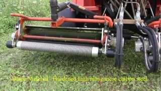 preview picture of video 'Jacobsen  Greens King IV Plus'
