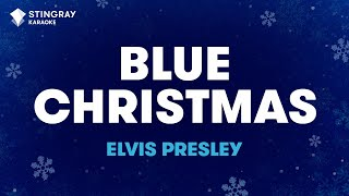 blue christmas in the style of elvis presley karaoke video with lyrics no - Blue Christmas Lyrics