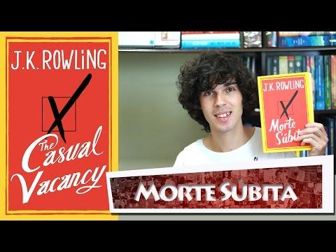 Livro Morte Súbita ( The Casual Vacancy )