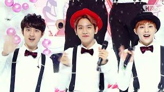 [엑소 - EXO] - Christmas Day @인기가요 Inkigayo 131222