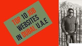 Top 10 Job Websites For DUBAI, U.A.E