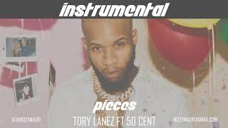 Tory Lanez ft 50 Cent - Pieces (INSTRUMENTAL) *reprod*