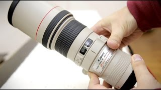 Canon 400mm F/5.6 USM 'L' Lens Review With Samples (APS-C And Full-frame)