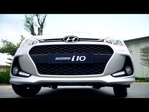 Hyundai Grand i10 2017 lắp ráp Việt Nam