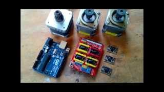 arduino - Encoder based speed control for Rover 5