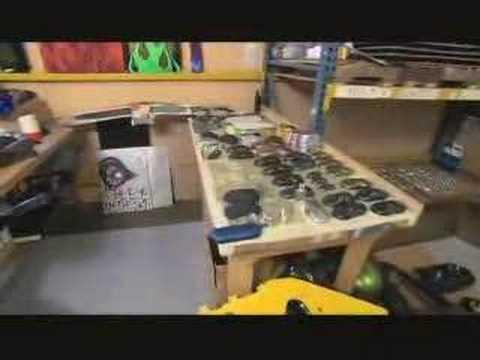 Ice Cube Chrome Paint XXX Movie
