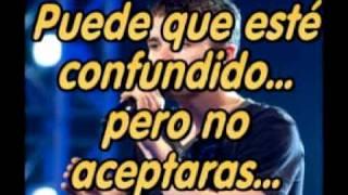 Joe McElderry - Superman (Traducido al español)
