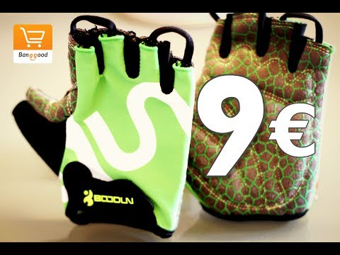 I MIGLIORI Guanti per ciclismo a 9€ | Banggood.com