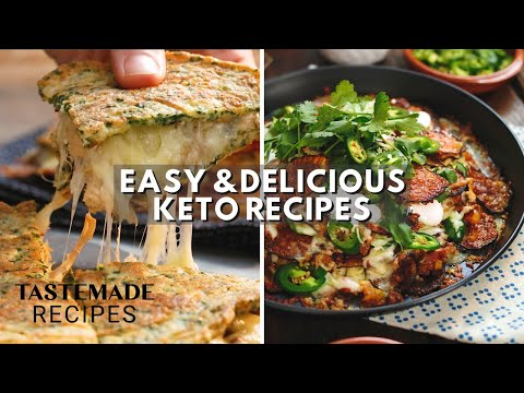 12 Keto Recipes To Ring In The New Year | Tastemade Staff Picks