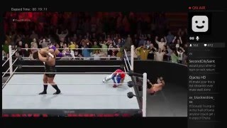 WWE Royal Rumble Pre-Preshow Livestream