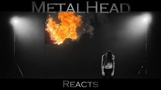 "METALHEAD REACTS to ""Four Walls"" by While She Sleeps"